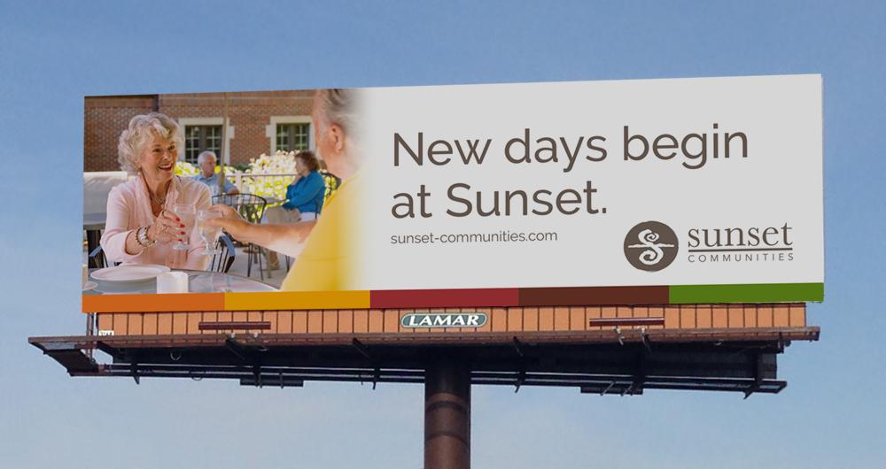 Sunset Billboard