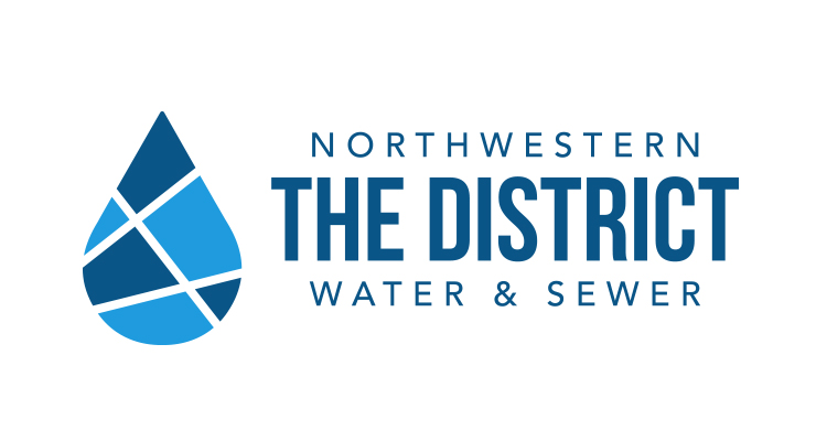 The District - Logo