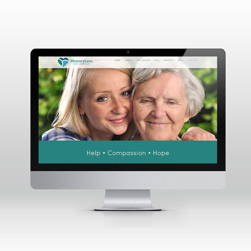 Memory Lane Website