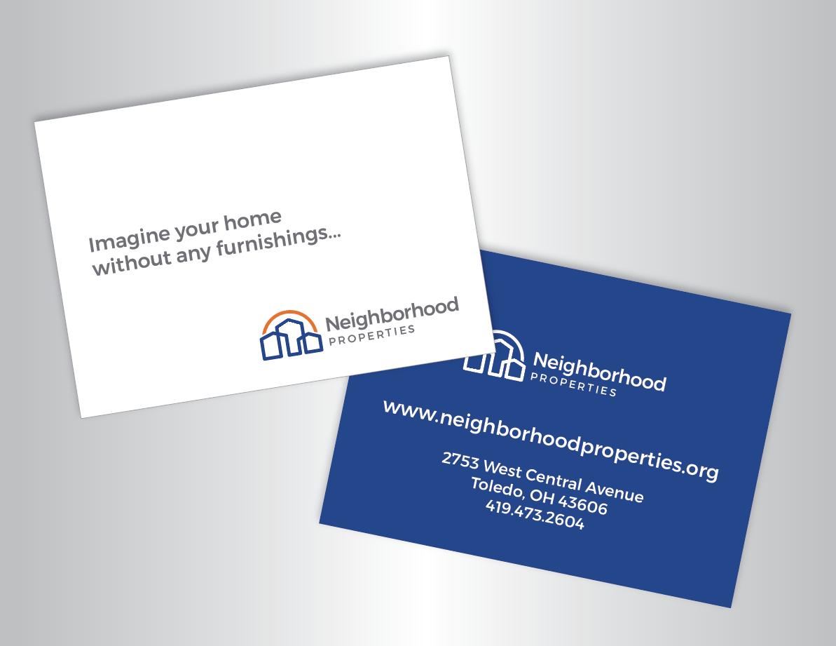 Neighborhood Properties - Annual Appeal Cover