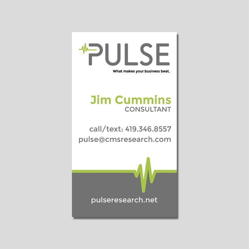 Pulse Business Card