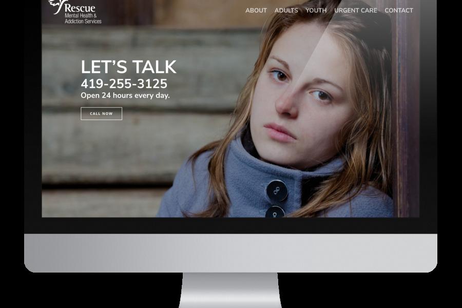 Rescue Website