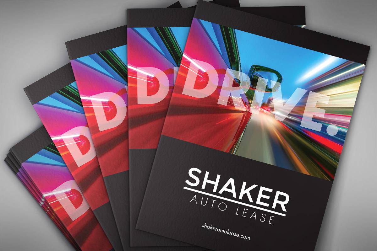 Shaker Folder Design