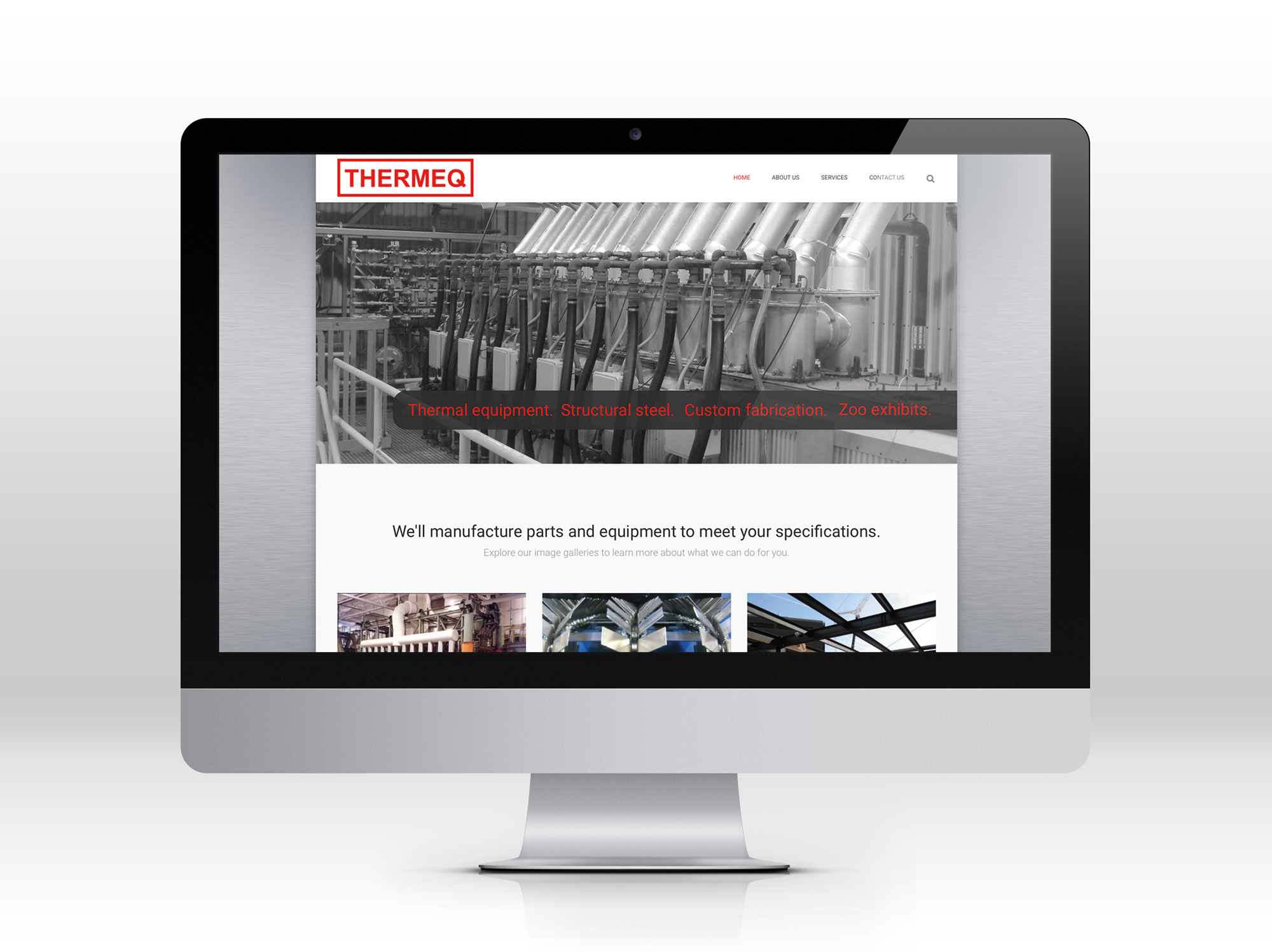 Thermeq - Website