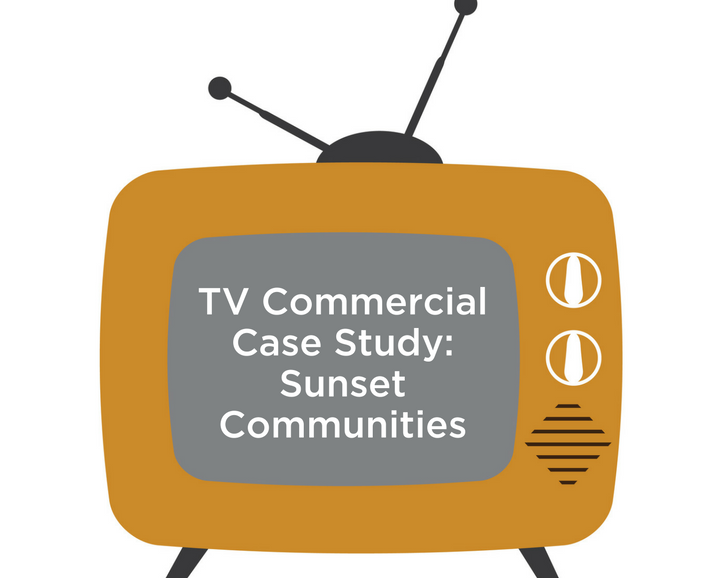 TV Commercial Case Study Sunset
